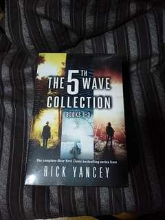 The 5th Wave Collection Books 1-3