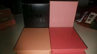 Kylie cosmetics - blushes (used)