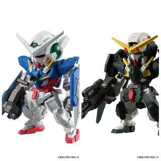 FW Gundam Converge No.129 + 139