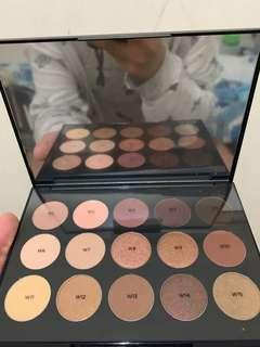 The Face Shop Eyeshadow Pallet