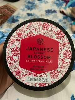 The Body Shop Body Butter (Japanese Cherry Blossom)