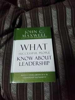 What succesful people Know about Leadership
