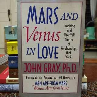Used Mars and Venus in Love #MMAR18