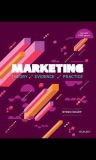 Byron Sharp - Marketing