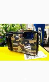 Kredit Tanpa Cc Camera Nikon Coolpix W300 Waterproof