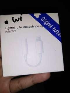 Lightening iphone