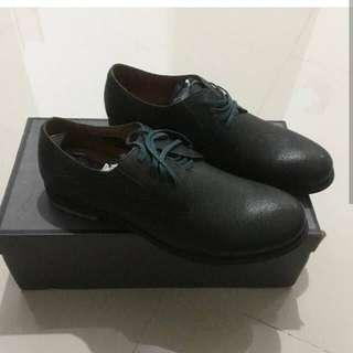 Pedro Black Shoes