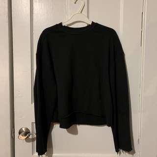 Urban Planet Black Sweater
