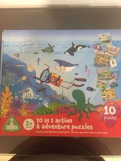 🚚 BRAND NEW ELC Mothercare Puzzles