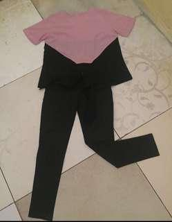 📌SALE 1set top n pant