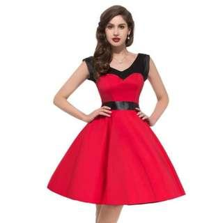 Grace Karin Sweetheart Dress
