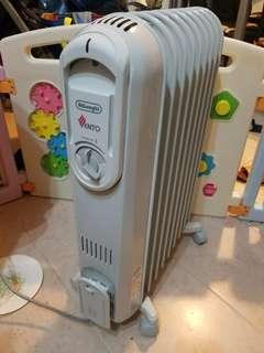 DeLonghi 充油式暖爐