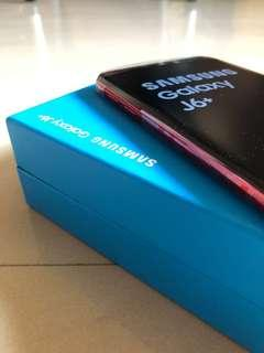 Samsung J6+ Smartphone