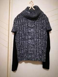🚚 暖冬特賣🆕高領針織麻花