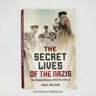 USED BOOK The Secret Lives of the Nazis: The Hidden History of the Third Reich