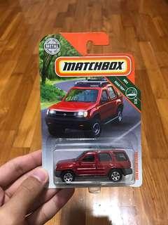 🚚 Matchbox Nissan Xterra