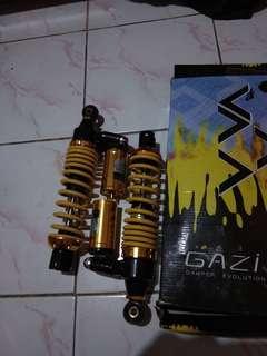 Shock breaker aerox / nmax GAZI