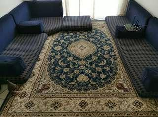 Authentic Arabian style sofa set