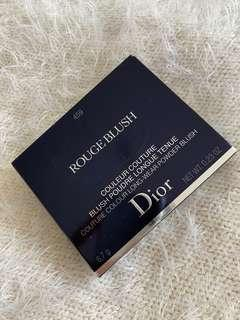 Dior Rouge Blush - Charnelle