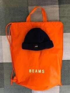 Beams毛帽