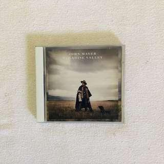 Paradise Valley by John Mayer (US Import)