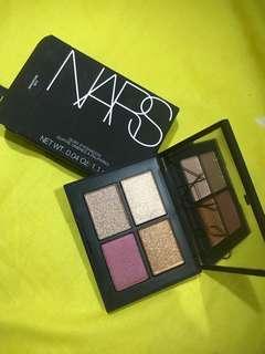 Nars Singapore quad eyeshadow