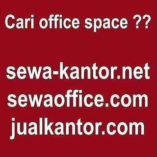 Sewa Ruang Kantor Murah Disewakan Office Space Jakarta for Rent