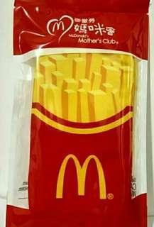 全新 麥當勞薯條筆袋