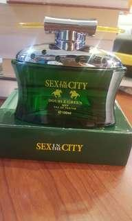 Sex and The City Double Green Parfum For Men