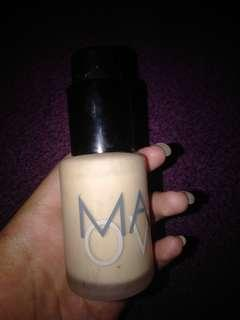 Make Over Foundation pearl