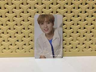 [WTT/WTS] NCT Haechan / Donghyuck Memorial Book PC / Photocard