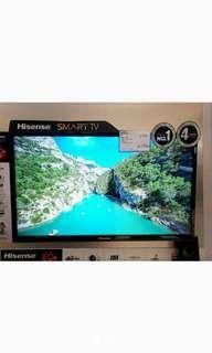 """Kredit tanpa cc  Smart Tv Led Hisense 32"""""""
