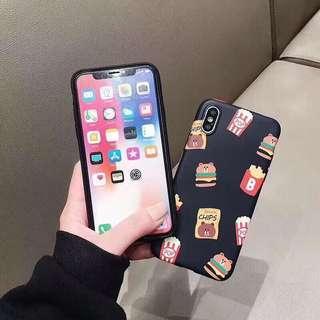 iphone 8 plus Mr Brown Line Bear case