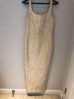 Andrew Gan Vintage Wedding Dress