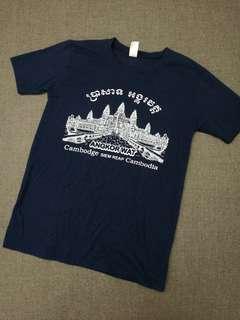 Pre❤ Angkor Wat T-shirt #FEBP55