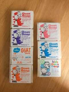 Goat Soap 澳洲羊奶皂