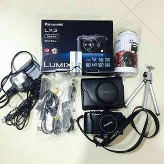Panasonic DMC LMX5 #CAM50
