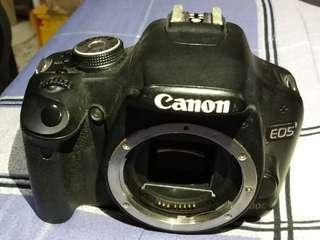 Canon 500D (Spoilt-Cannot Turn ON)