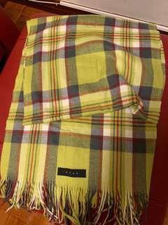 b+ab scarf 頸巾