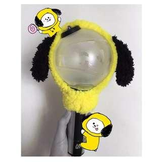 bts bt21 chimmy army bomb cover