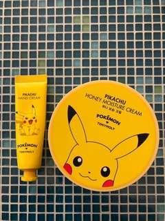 Tonymoly x Pokémon 皮卡丘潤膚乳液