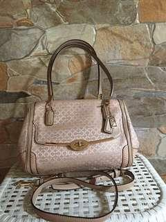 Authentic Preloved Coach 2-way