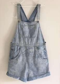 ✨COTTON ON✨ DENIM OVERALLS