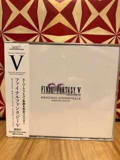 Final Fantasy 5 original sound track remasters version