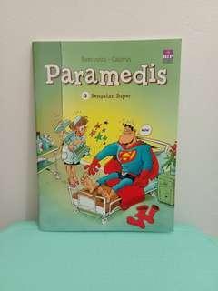 Paramedis (sengatan super)