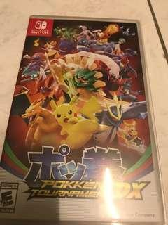 Pokken DX Nintendo switch