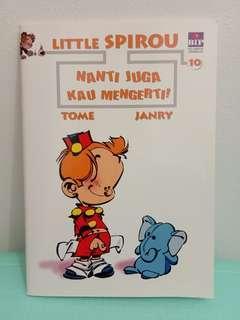 Little spirou (nanti juga kau mengerti!)