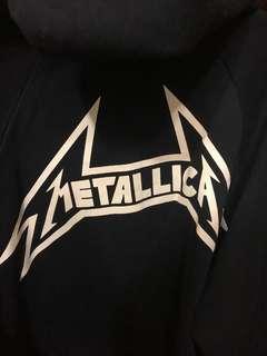 🚚 Fear of god Metallica 帽梯