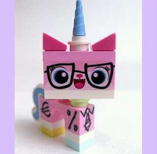 🚚 Lego Movie - Biznis Kitty Minifigure (New & Unassembled)