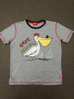 Pre❤ MIKI T-shirt #FEBP55